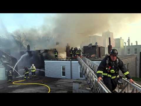 East Boston fire