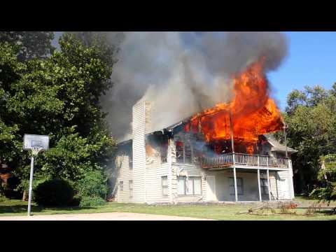 Tulsa (OK) House Fire - 9717 Maplewood