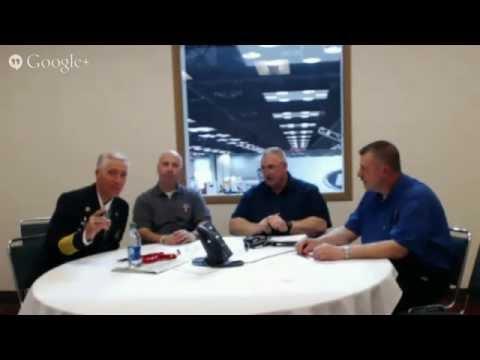 #FEtalk with Chief Bobby Halton, Chief Rick Lasky, & Chief John Salka - LIVE from #FDIC2014