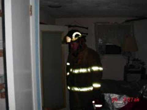 marmet fire 2007