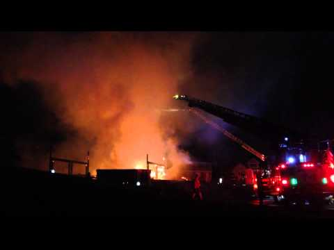 3-Alarm Beverly (MA) Fire