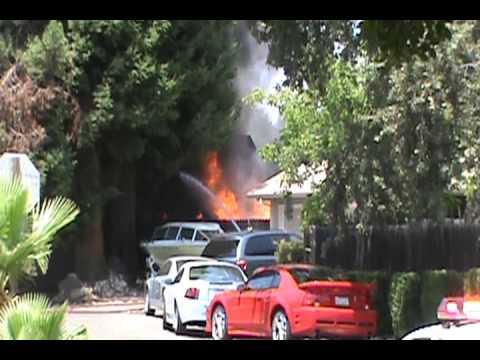 STOKEWOOD HOUSE FIRE TEAMWORK AUG 7 2014