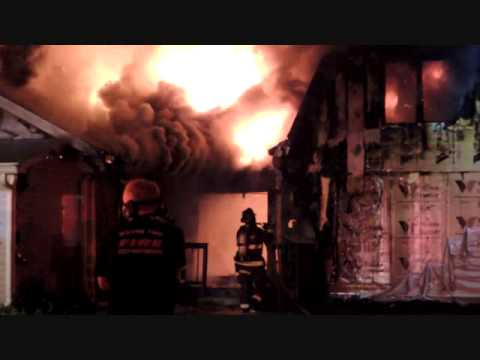 Indianapolis Structure Fire