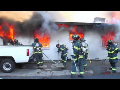 2-Alarm San José (CA) Commercial Fire