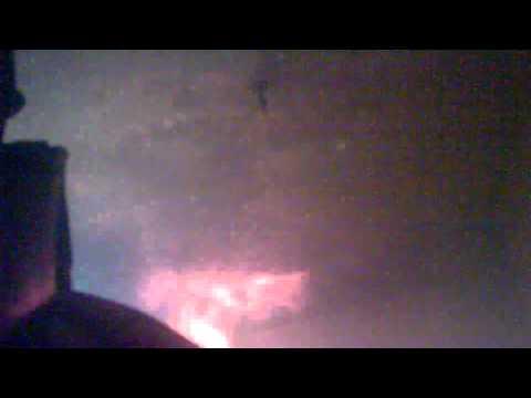 Arlington Practice burn - helmet cam
