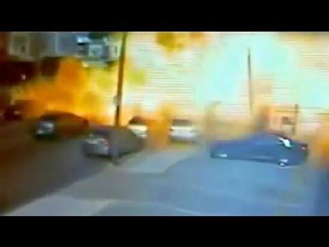 Philadelphia Food Truck Explosion