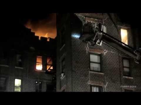 Brooklyn (NY) 4-Alarm Fire