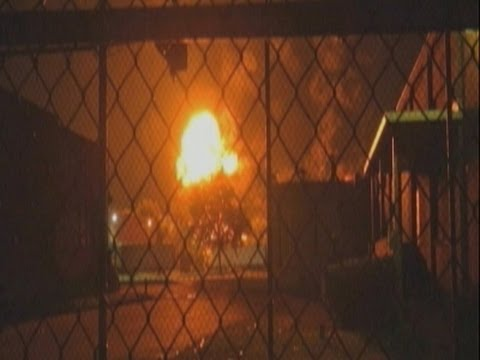Bridgeport (CT) Factory Fire