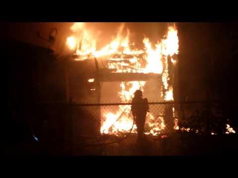 Tulsa (OK) House Fire