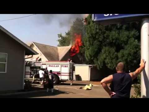 Dallas (OR) house fire