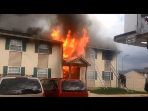 Wayne Township (IN) Apartment Fire