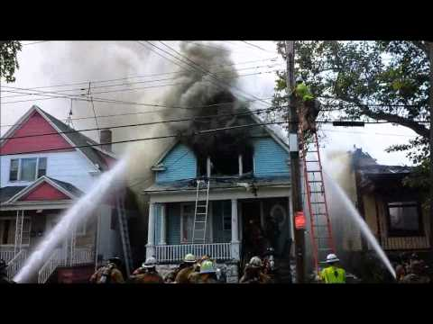 2-Alarm Buffalo Fire