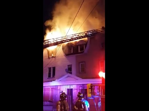 Newark (NJ) House Fire