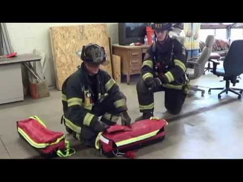 "Firefighter Rapid Intervention ""Dragon Bag"" - PART 1: Features"