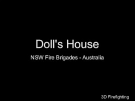 Dolls House Small Scale Demo
