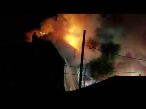 West Orange (NJ) House Fire