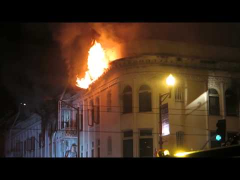 Fatal San Francisco (CA) Fire, Part 1