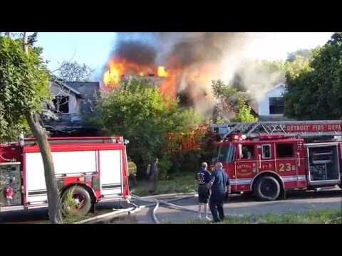 Detroit (MI) Dwelling Fire