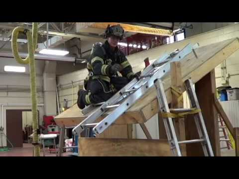 Firefighter VRS Bailout Techniques