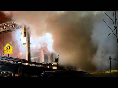 Brooklyn (NY) 3-Alarm Fire