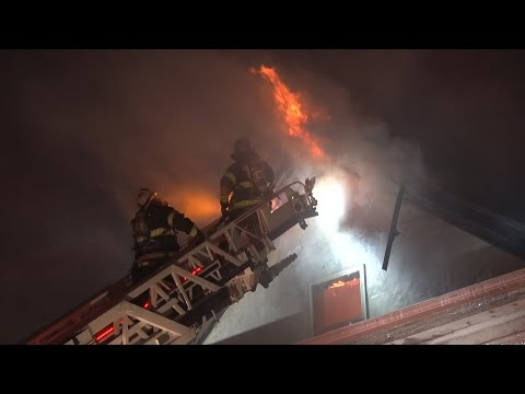 Hazelton (PA) House Fire