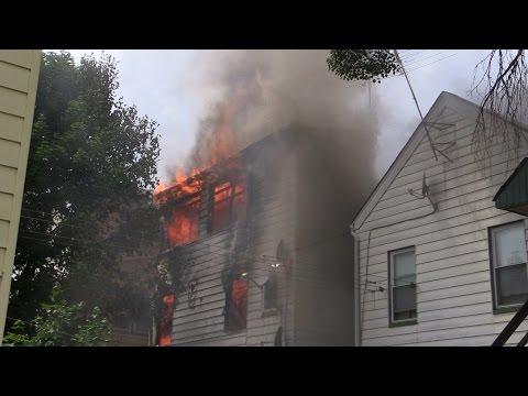 Paterson (NJ) 4-Alarm Fire