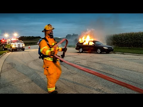 This Ford Dealer is Also a Firefighter | Go Further | Everyday Heroes