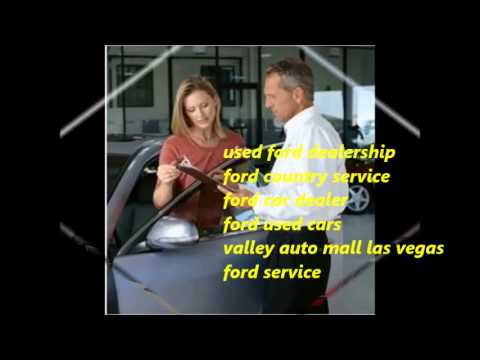 Used Ford Dealership