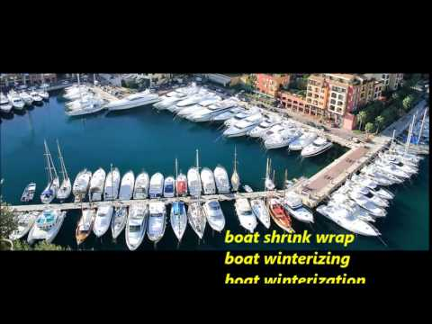 Boat Shrink Wrap Supplies