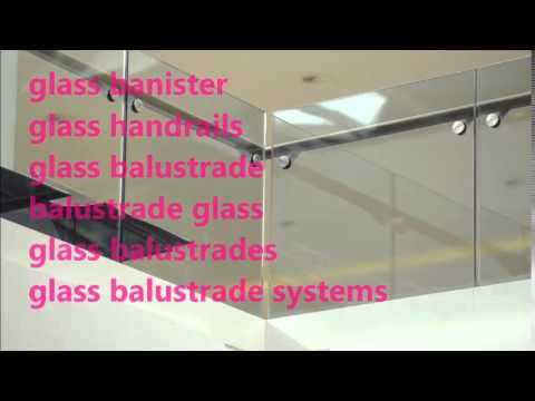 Stainless Steel Glass Balustrade