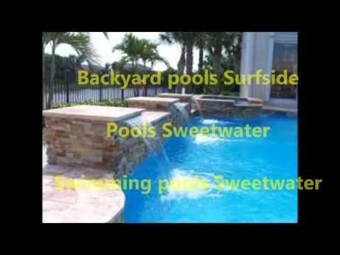 Pool companies Miami-Dade County