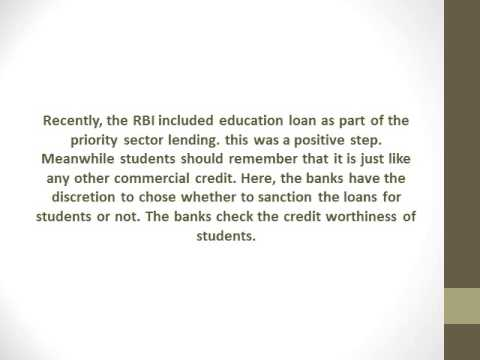 Facing financial crunch for higher studies? Opt for educational loans!