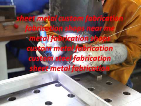 Sheet Metal Fabrication Minneapolis