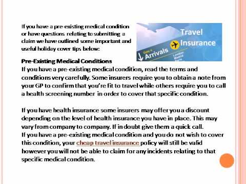 Compare Quotes For Cheap Travel Insurance!