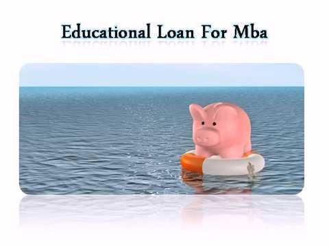 Best Online Education Loans For Mba