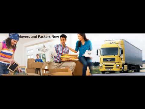 Packers and Movers  New York