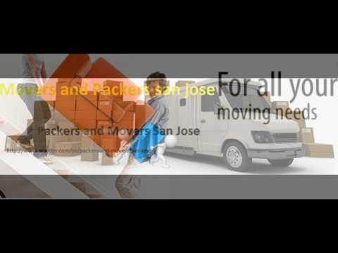 Packers and Movers  San Jose