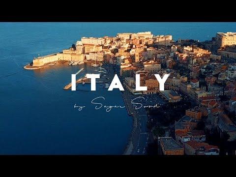 ITALY // Rome & Gaeta // Cinematic Travel Video