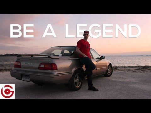 Acura Legend – Low Mileage – For Sale