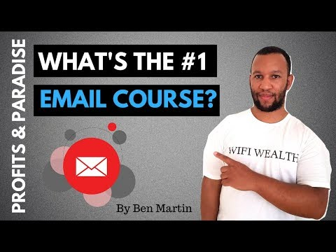 The best email marketing course for making money in 2018!