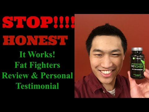 It Works Fat Fighters Review: PERSONAL Testimonial- LOST 5 POUNDS!