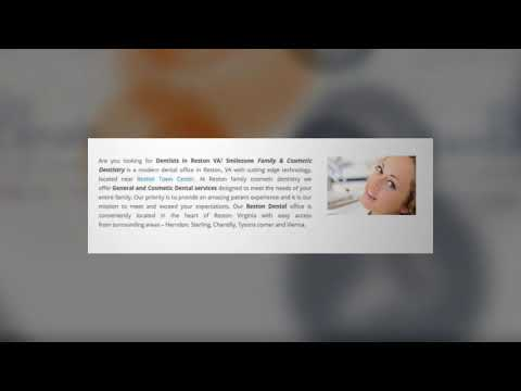 Dentists Reston - Smilezone Family & Cosmetic Dentistry