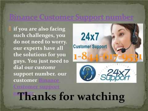 Binance Customer Support number |1-844-617-9531 | Binance customer support phone number