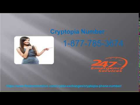 Cryptopia Support Number | +1-866-828-0073 | Cryptopia customer Support Number