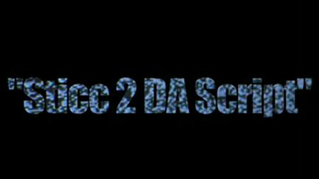 SPI- Sticc 2 DA Script