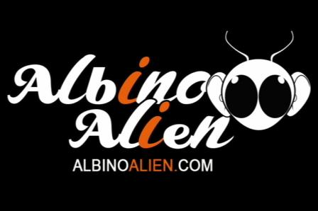 boogbrown-promo albino alien drop