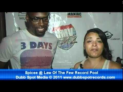 Law Of The Few Record Pool - PART 3 - Dubb Spot Media