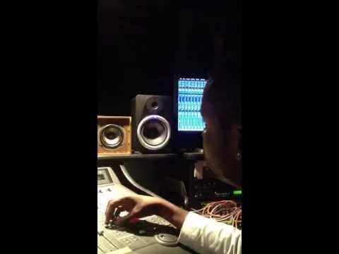 """ONE OF MY FAVE ARTIST @wordspit """"Captain's Log: In The Studio w Shaliek Rivers"""