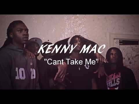"Kenny Mac - ""CAN'T TAKE ME"" 