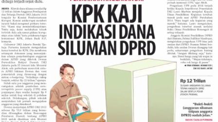 koran tempo sabtu 28 februari 2015